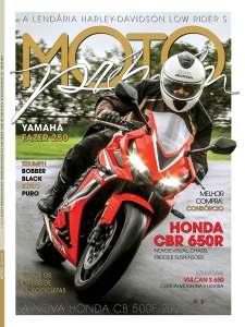 A Nova Honda CB 500F 2021