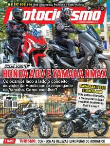 Honda ADV e YAMAHA NMAX - Motociclismo 279