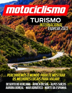 Especial Turismo Internacional Motociclismo