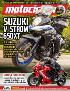 Suzuki V-Strom 650 XT