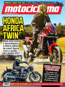 Honda African Twin - Motociclismo 284